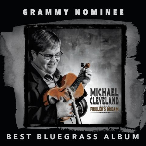 Michael Cleveland Nominated for GRAMMY Award