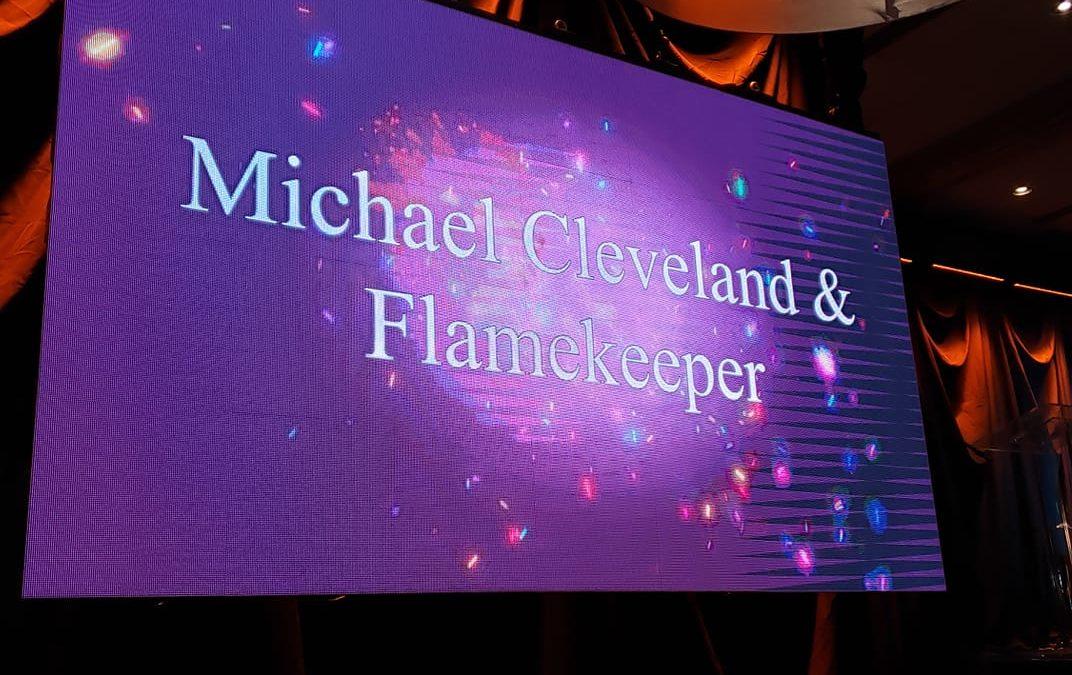 Michael Cleveland & Flamekeeper Continue Winning Streak